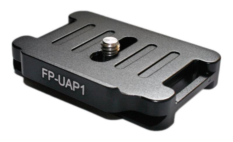 Arca Swiss Compatible FotoPanda FP-UAP1-50mm Quick Release Camera Plate QR