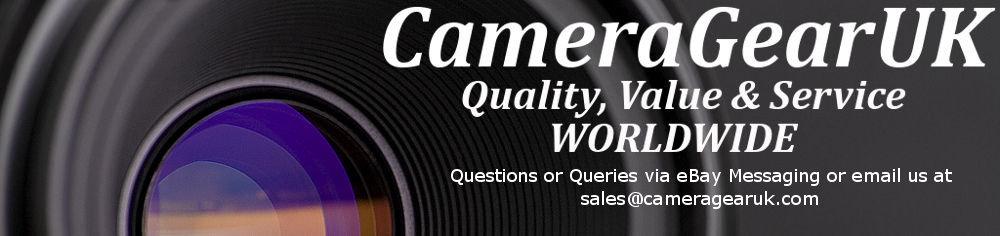 Camera Gear UK